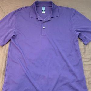 PGA Tour Golf Collar T-shirt